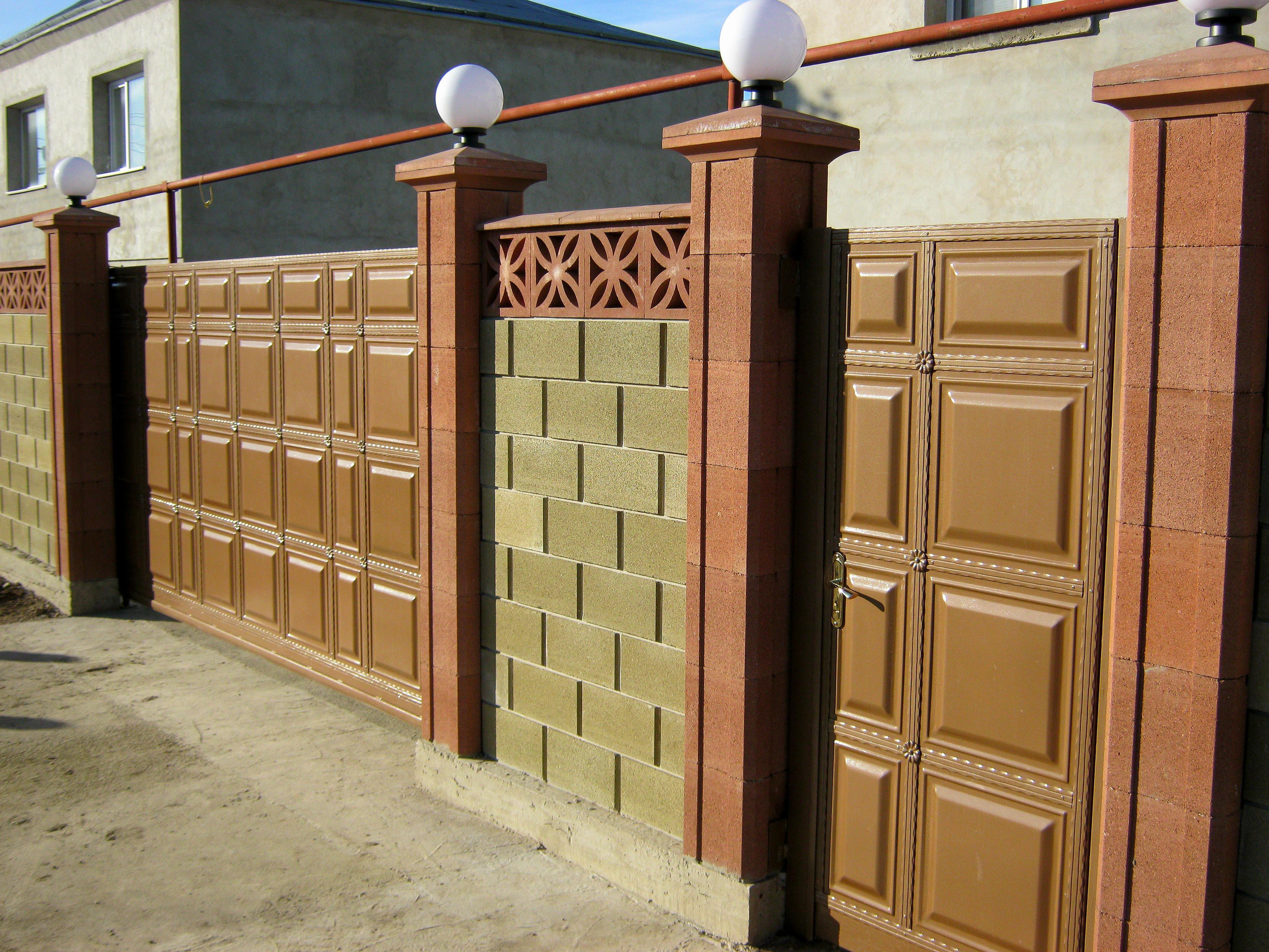 Ворота филенка фото 3